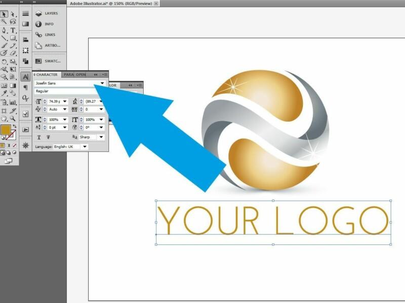 Logo maker design hill