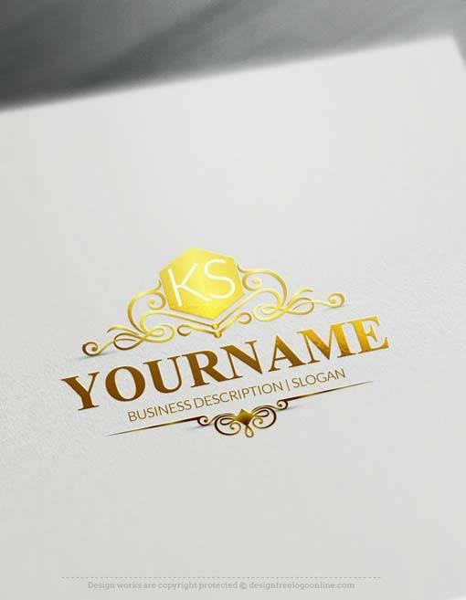 Free Logo Creator – Online Elegant Logo Maker