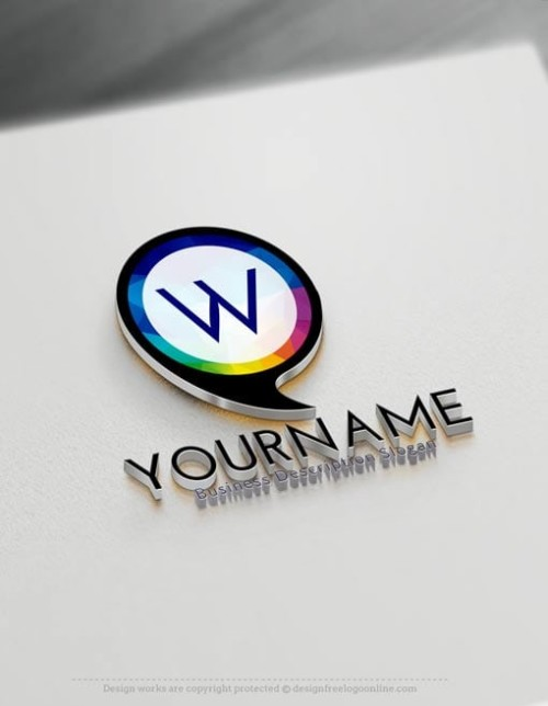 Online Logo Maker Design Free Pointer Logo Creator