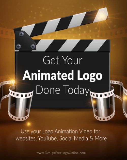 Get Your Animated Logo Done Today