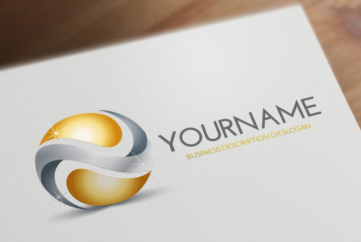 3d logos create 3d logo online with our free logo maker for Online designs