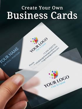 Create your own business cards with the free business card maker reheart Gallery