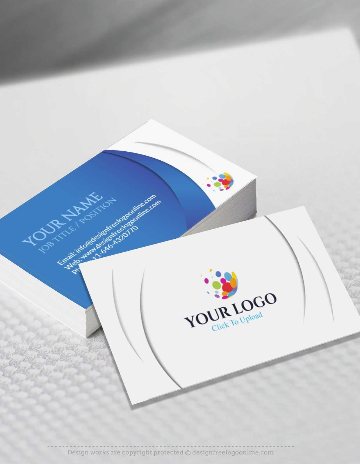 Elegant pictures of business card creator business cards and create your own business cards with the free business card maker magicingreecefo Gallery
