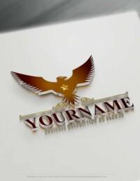 Free Eagle Logo Creator Online Eagle Logo Templates