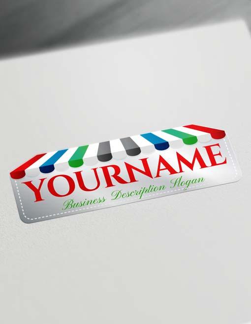 free logomaker online store e commerce logo creator