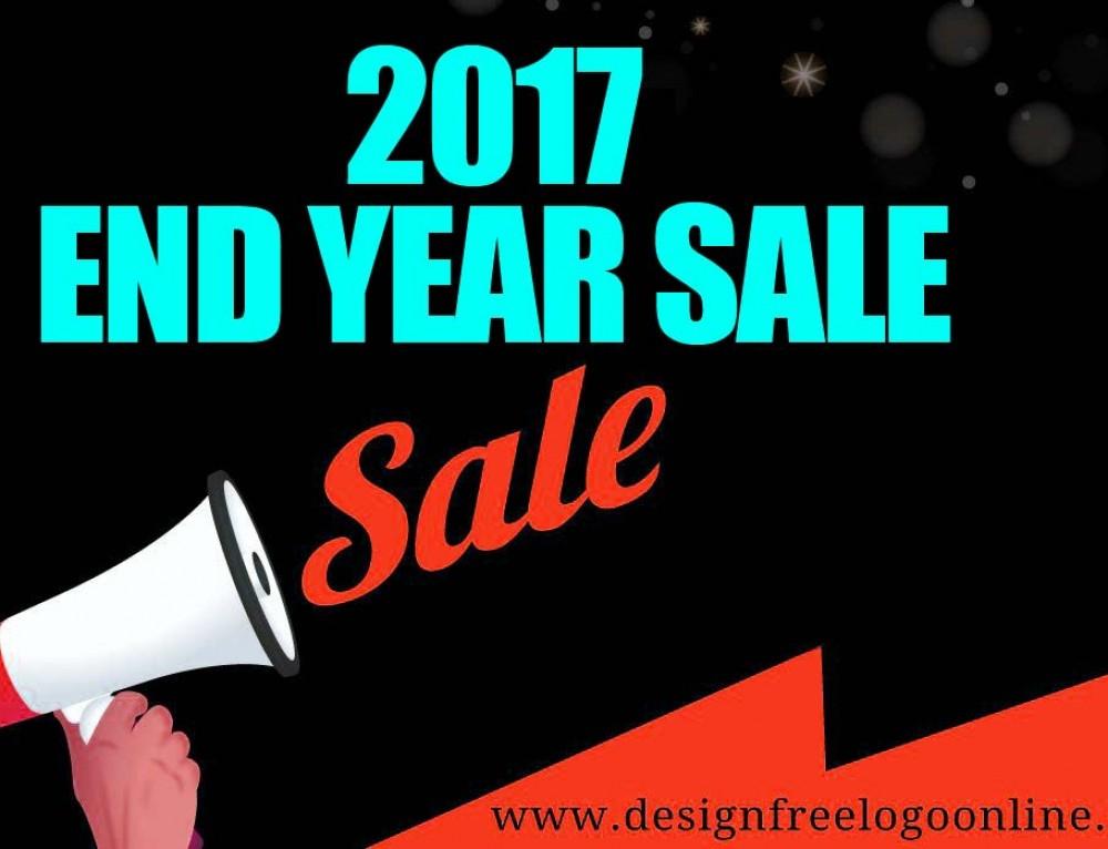 2017 End Year Sale 😍  MEGA SALE