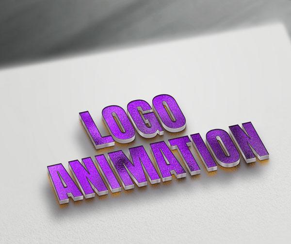 3D Logo Animation $9