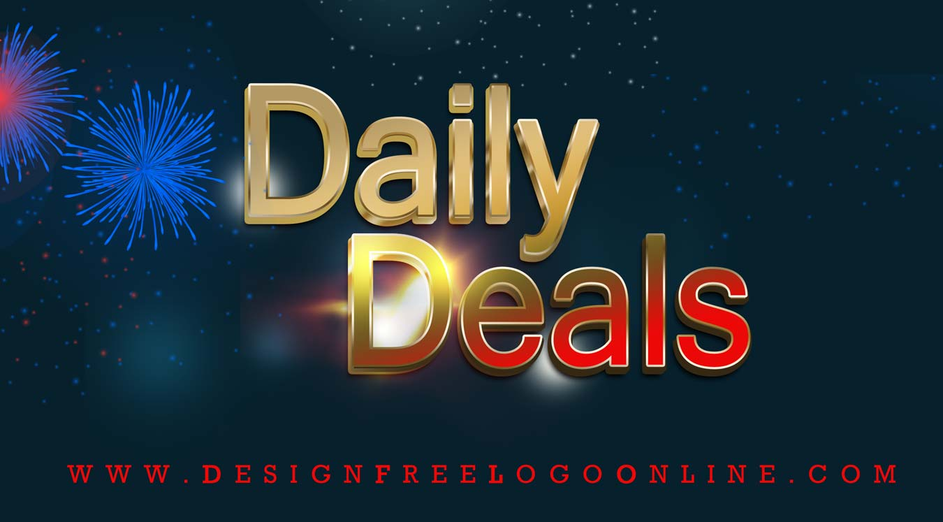 Daily Deals Graphic Design Services On Sale