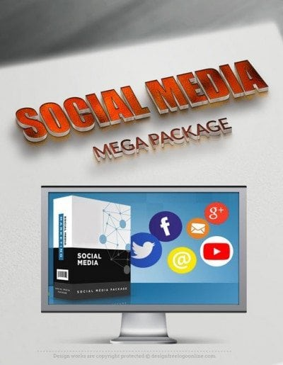 Social Media Branding MEGA Package