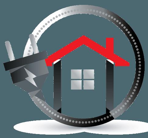 make your own house electrician logo with free logo maker rh designfreelogoonline com electrician logos ideas electrician logos and graphics ideas