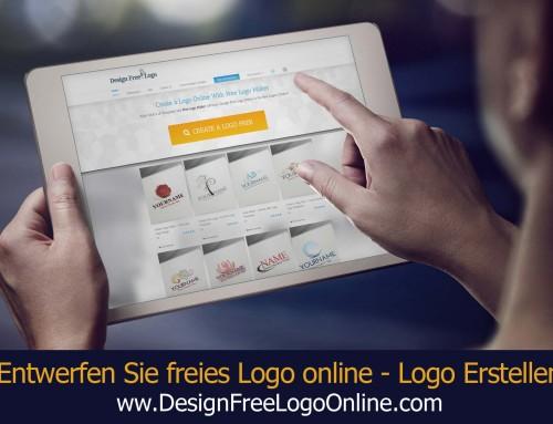 Wie verwenden Sie den Free Logo Maker?