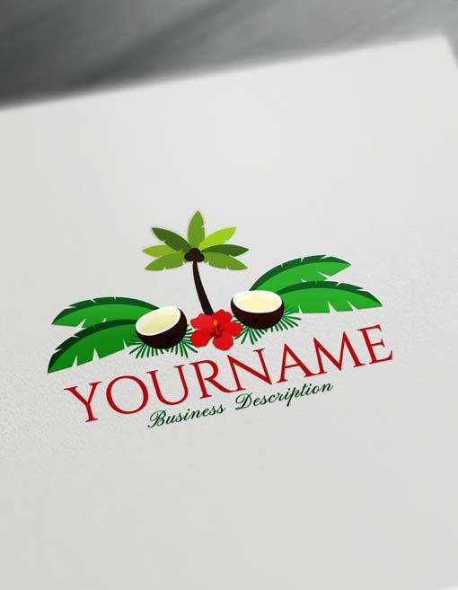 Modern Coconut logo