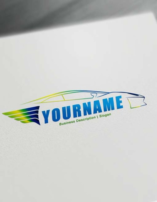 Online Car Logo Maker - Free Transportation Logo Creator