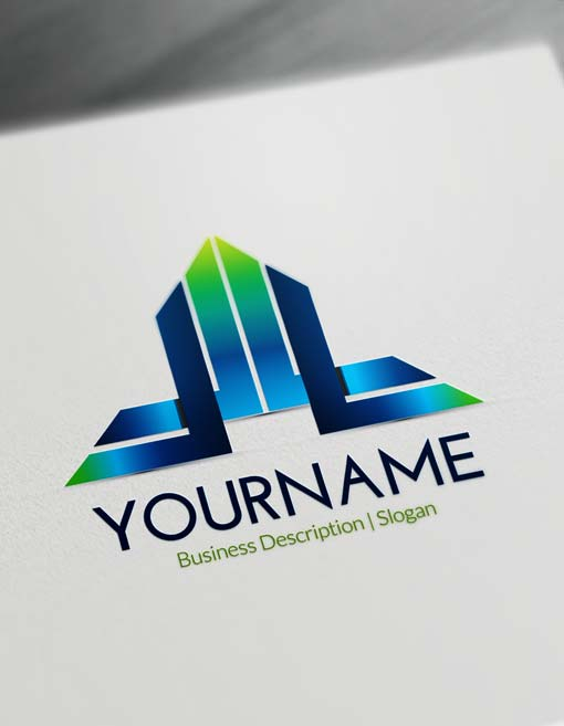 Free Logos Maker - Create your own Modern Abstract Logo Creator