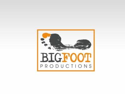 Custom Logo Design bigfoot