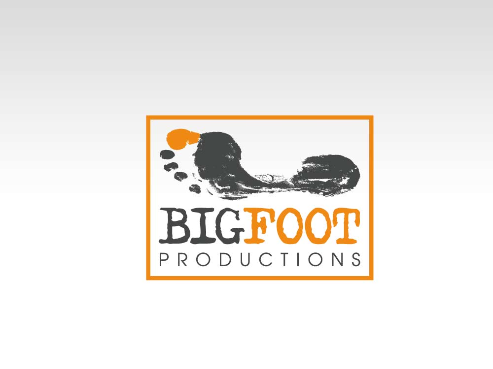Custom Logo Design bigfoot