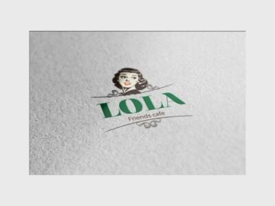 Custom Logo Design cafe