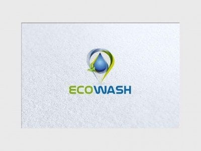 Custom Logo Design eco wash