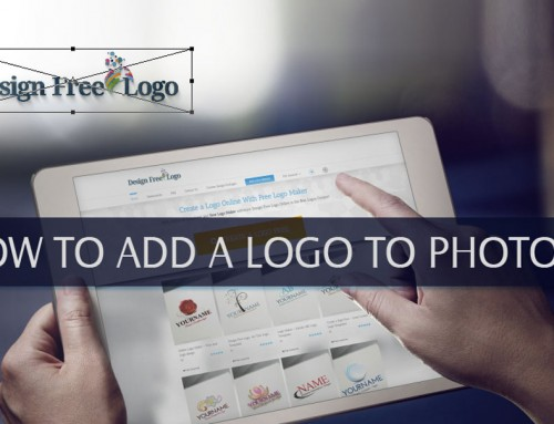 HOW TO ADD A LOGO TO PHOTOS AND WATERMARK YOUR IMAGE?