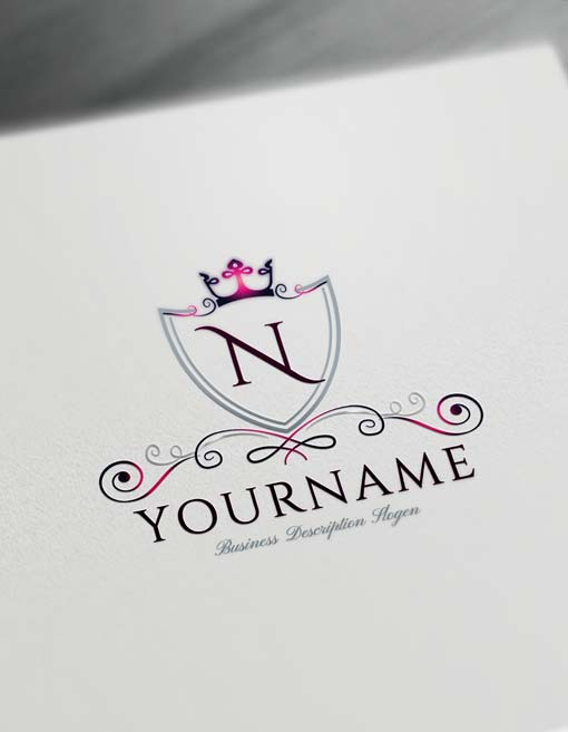 Luxurious Royal Logo Design