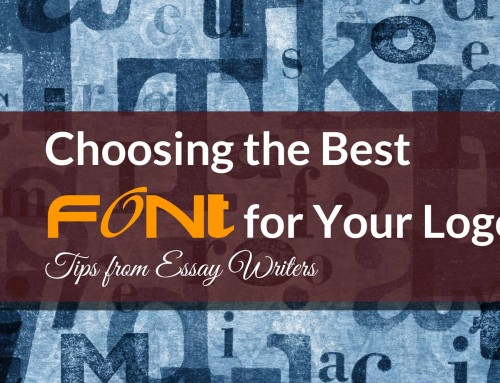 Choosing the Best Font for Your Logo: Tips from Essay Writers