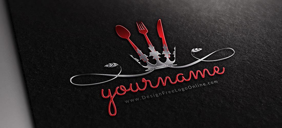Luxurious Restaurant Logo