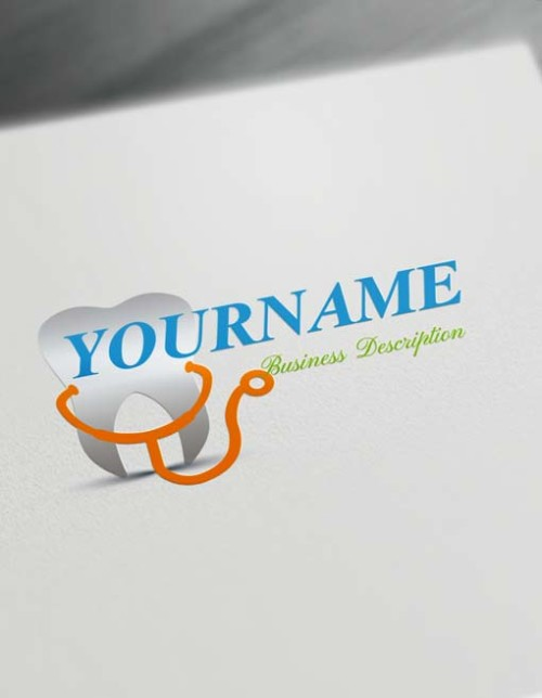 Build Your Own Dentistry Logo Online - Free Dentist Logo Maker