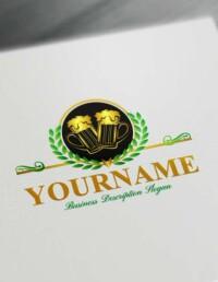 Make vintage Brewery Logo - Free Beer Logo Creator