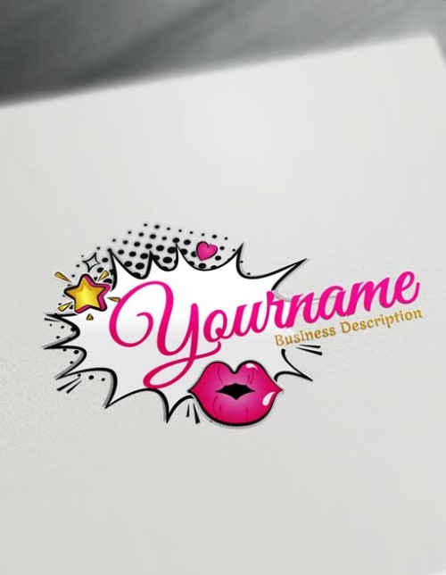 Make Online Retro Fashion Logo Designs Free Stylish Logos