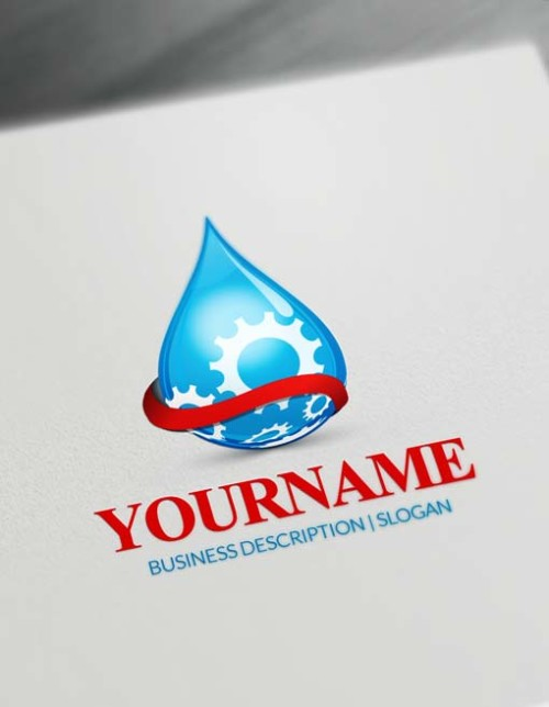 Design your own industry logo online free logo maker for Draw your own logo free online