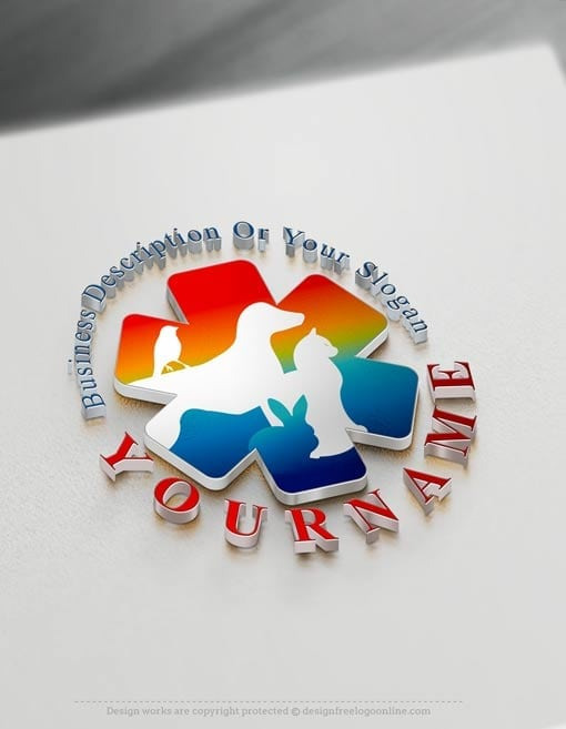 Veterinarian Logo Design – Free Veterinary Logo Maker Online