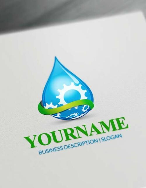 Create your own Logo Free - online Industry Logo design maker