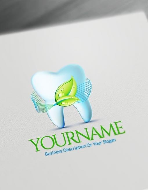 Design Eco Dentist Logo Online Free Dentistry Logo Creator