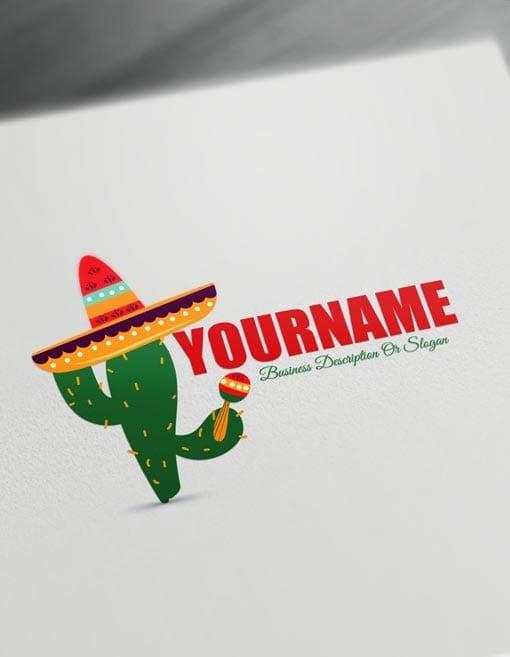 Mexican Logo Design