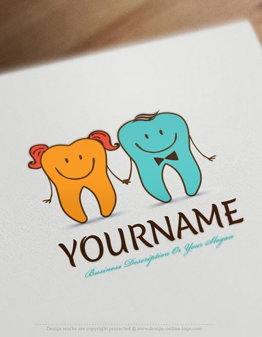 Free Dentist Logo Maker