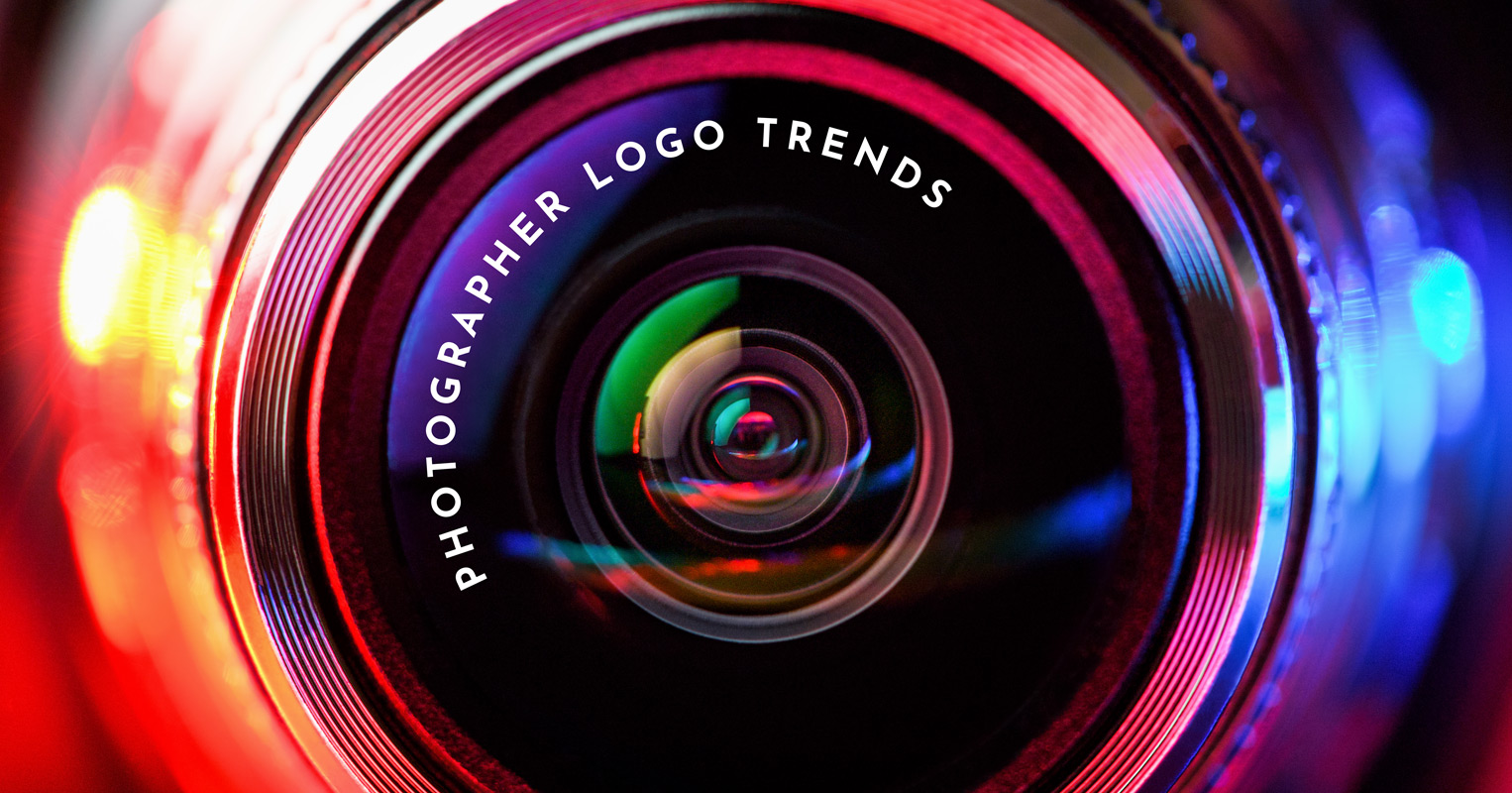 The 5 Photographer Logo Design Trends You Must Know