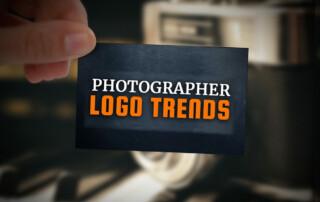 Photographer Logo Trends Design