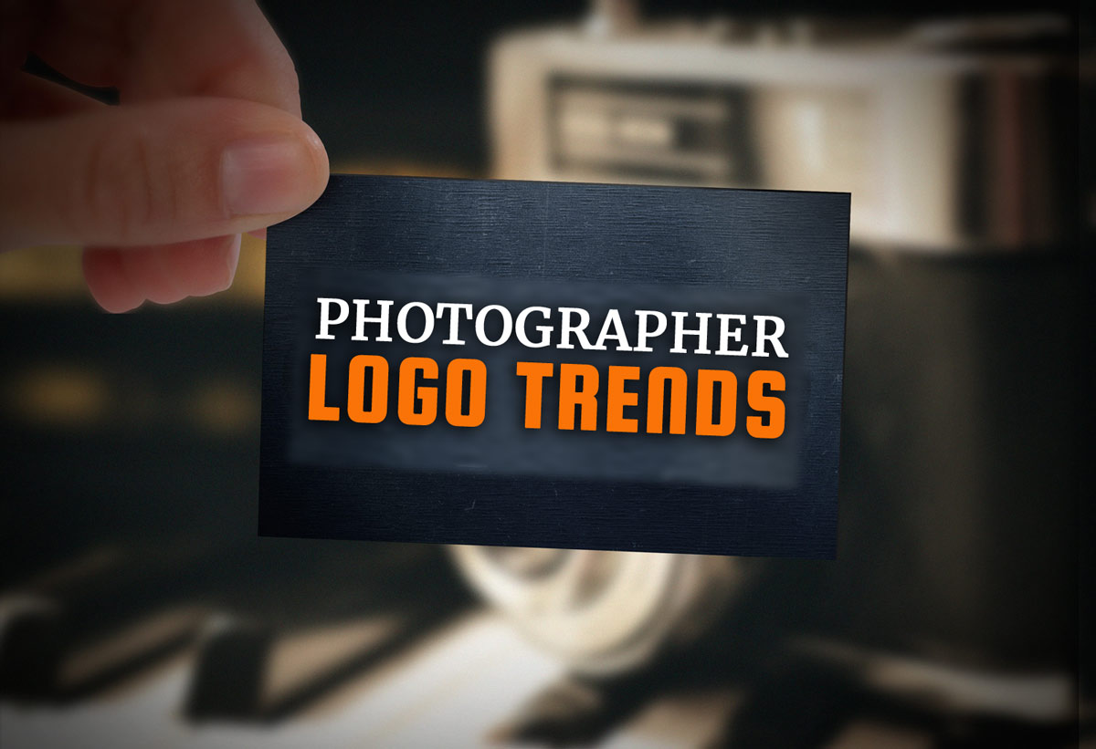 Photographer Logo Trends Design