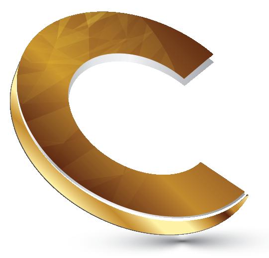 3D Logo Maker letter C logo creator - free online logo maker and