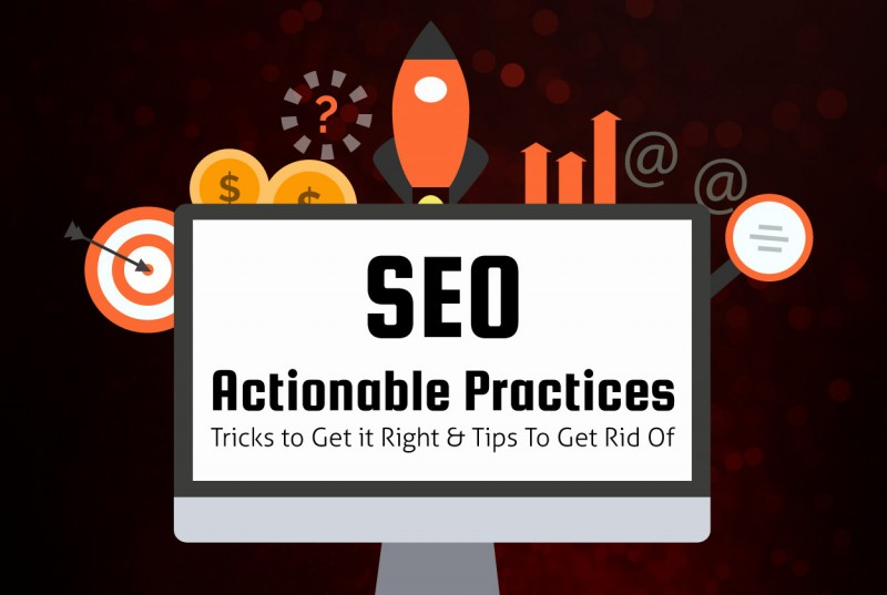 SEO Actionable Practices