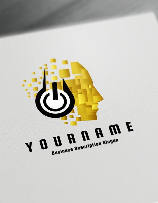 make your own music logo free