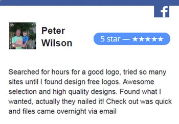 Designfreelogoonline Facebook Reviews