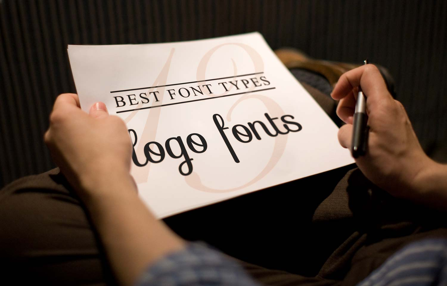 Best Logo fonts