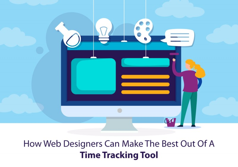 How Web Designers Can Make The Best Out Of Time Tracking Tool