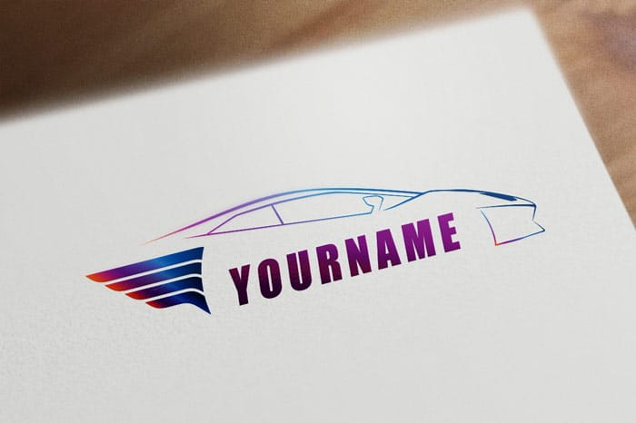 Automotive Logo Ideas