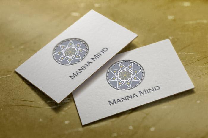 Custom Logo & Brand Identity Package