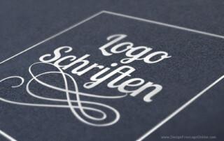 13 beste Logo-Schriften für das Markenidentität Design
