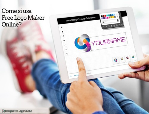 Come si usa Free Logo Maker Online?