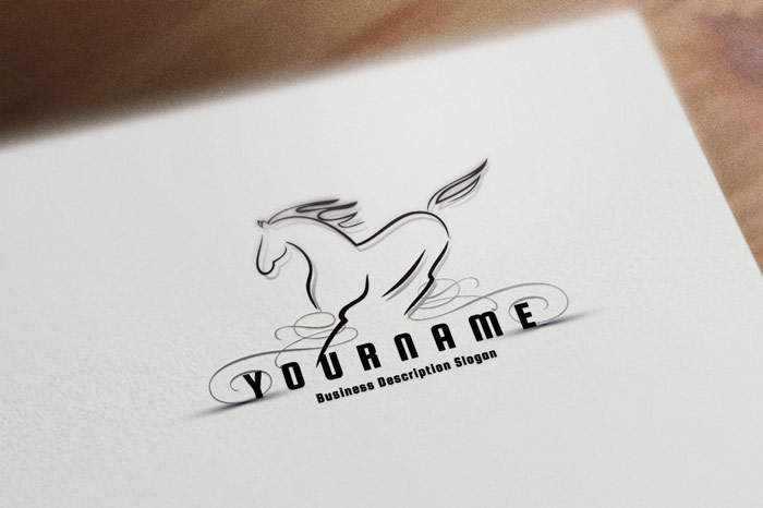 animal horse Logo Ideas