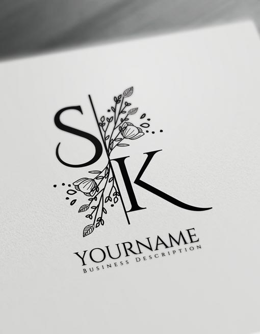 Monogram Maker Design